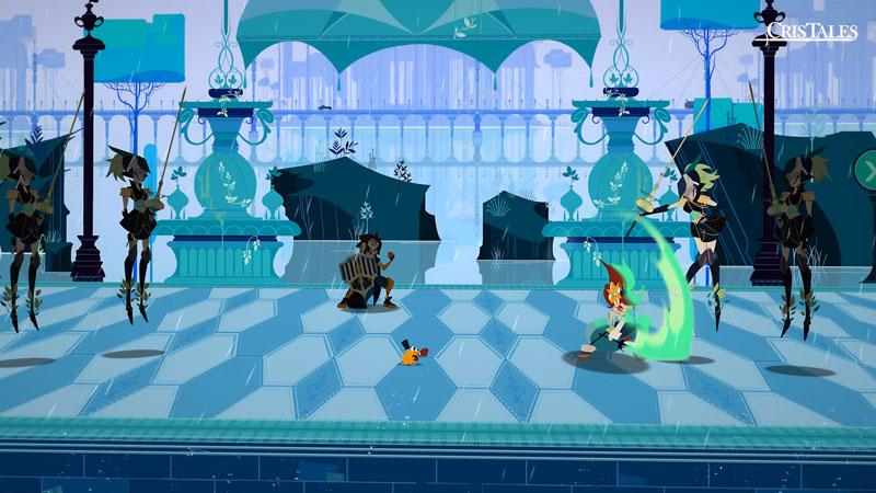 Cris Tales  PS4 дополнительное изображение 1
