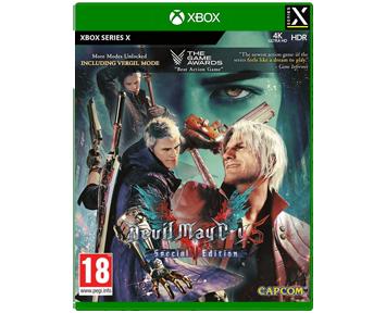 DMC Devil May Cry 5 Special Edition (Русская версия)(Xbox Series X)