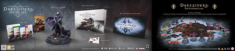 Darksiders Genesis Nephilim Edition  PS4 дополнительное изображение 1