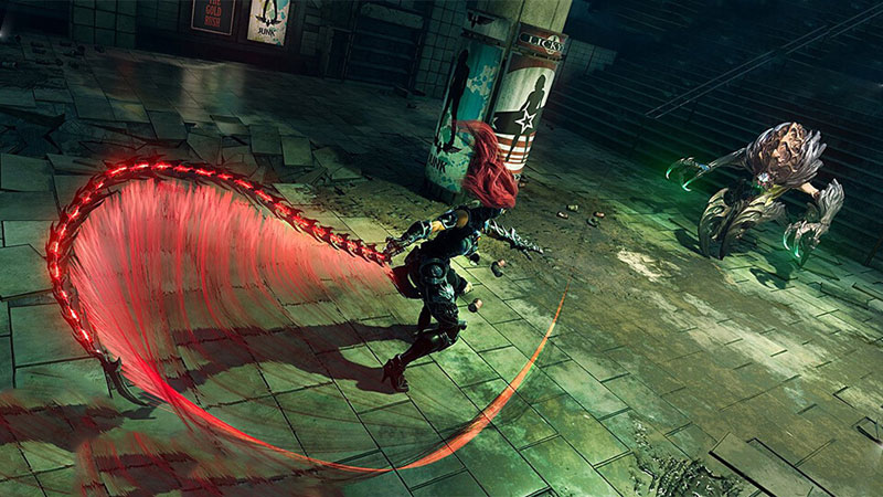 Darksiders III  3  Nintendo Switch  дополнительное изображение 2