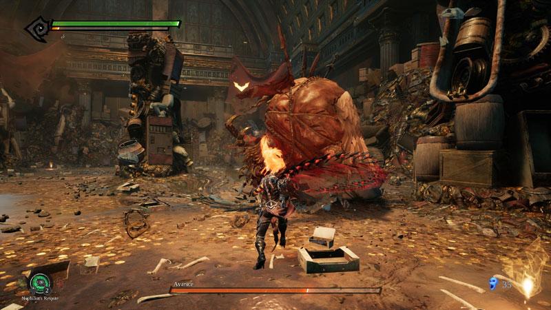 Darksiders III  3  Nintendo Switch  дополнительное изображение 3