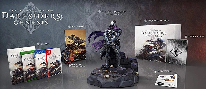 Darksiders Genesis Collectors Edition  Xbox One дополнительное изображение 1