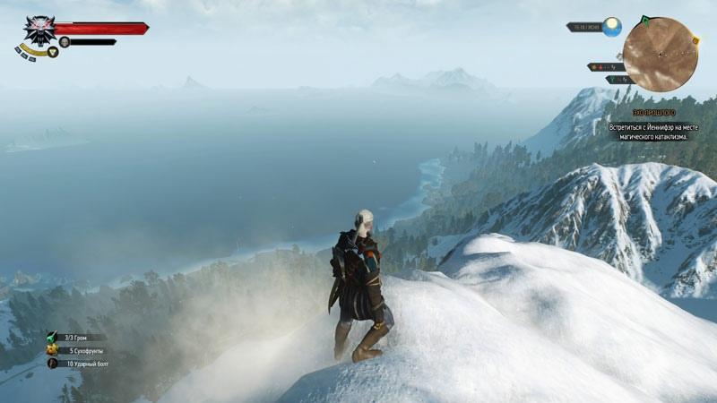 Witcher 3 Wild Hunt Ведьмак 3 Дикая охота Полное Издание  Nintendo Switch дополнительное изображение 1