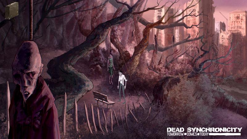 Dead Synchronicity Tomorrow Comes Today  Русская Версия PS4 дополнительное изображение 3