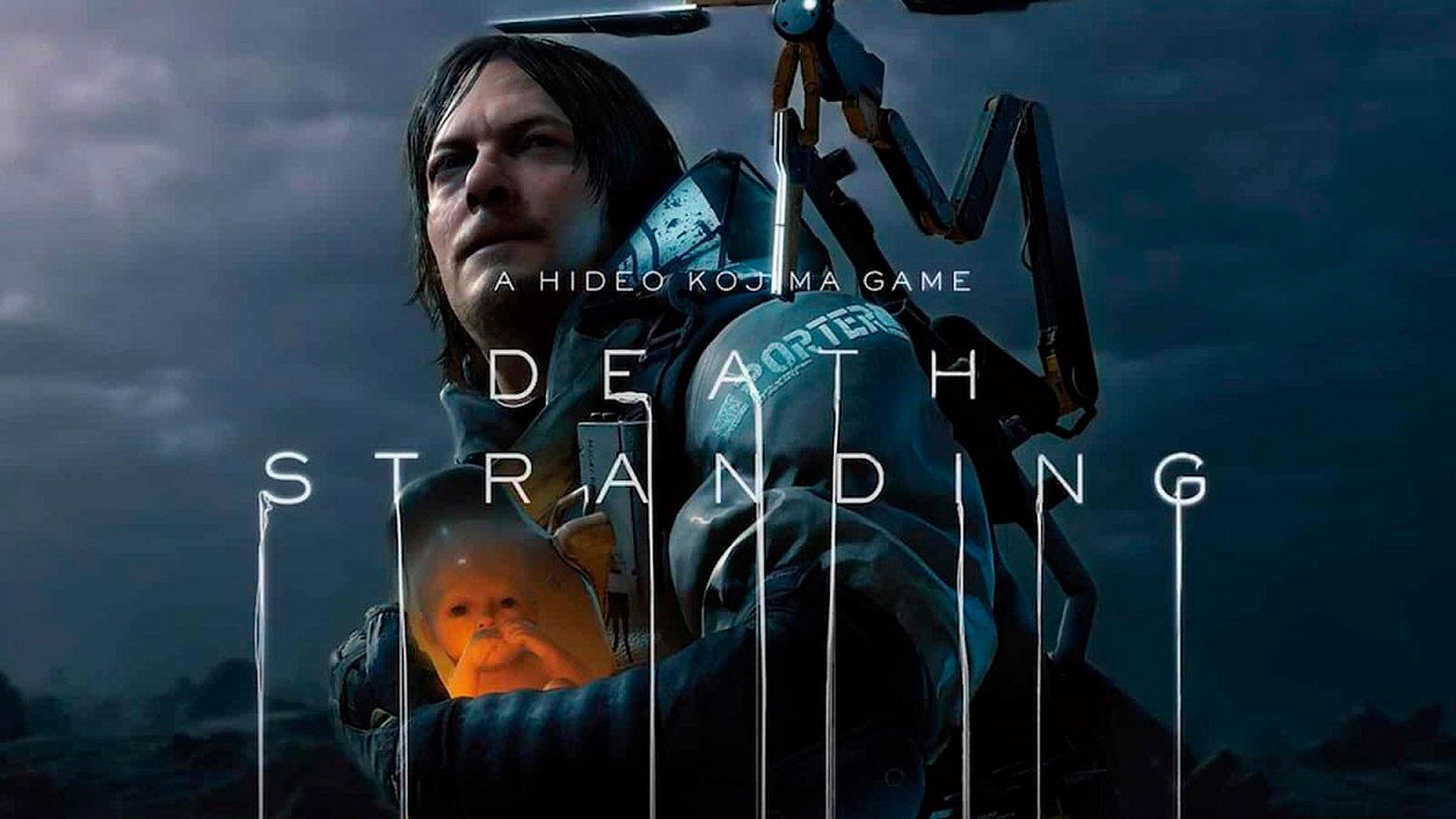 DEATH STRANDING, Гениальная игра  от Гениального Хидео Кодзима в наличии с 8.11.19!