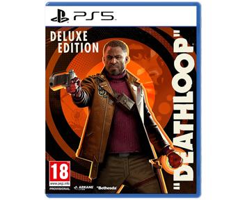 Deathloop Deluxe Edition (Русская версия)(PS5)