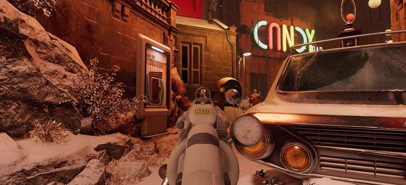 Deathloop Deluxe Edition  PS5 дополнительное изображение 2
