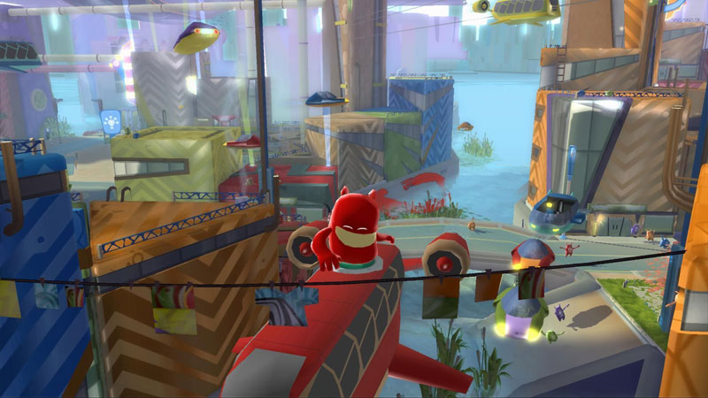 De Blob 2  Xbox One/Xbox Series X дополнительное изображение 2
