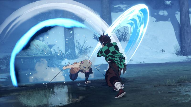 Demon Slayer Kimetsu no Yaiba PS4  дополнительное изображение 1