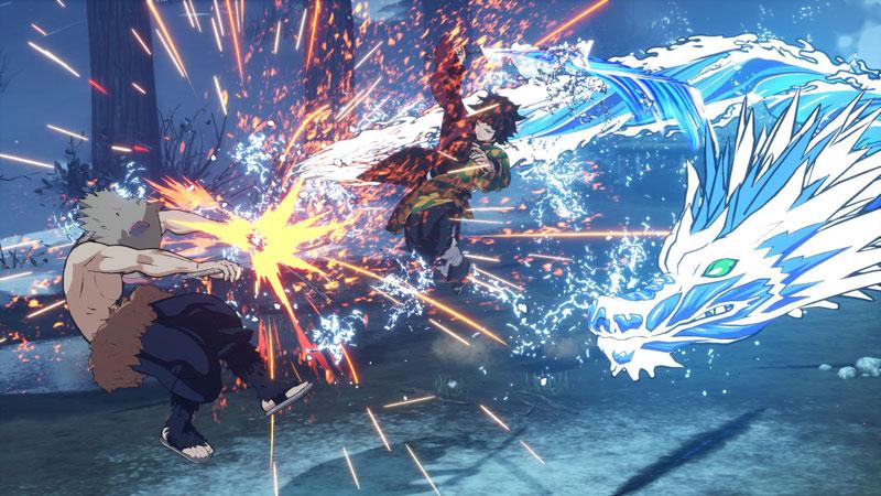 Demon Slayer Kimetsu no Yaiba PS4  дополнительное изображение 2