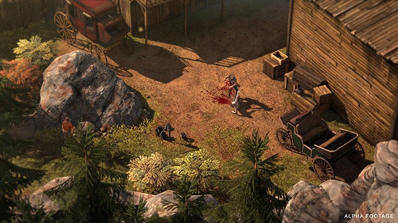 Desperados III Collector Edition  3 Xbox One дополнительное изображение 3