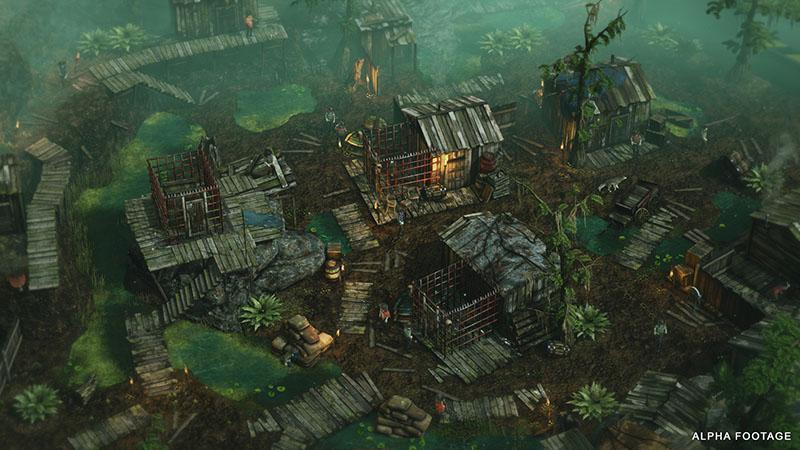 Desperados III Collector Edition  3 Xbox One дополнительное изображение 4