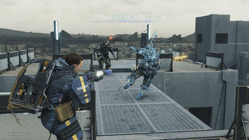 Death Stranding Directors Cut  PS5 дополнительное изображение 3