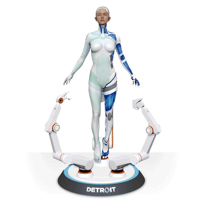 Фигура Detroit Become Human - Kara  дополнительное изображение 4