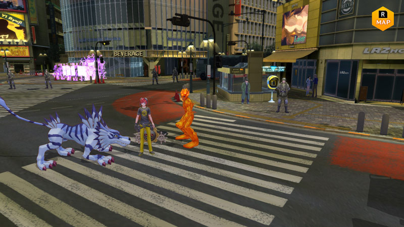 Digimon Story Cyber Sleuth Complete Edition US Nintendo Switch дополнительное изображение 1