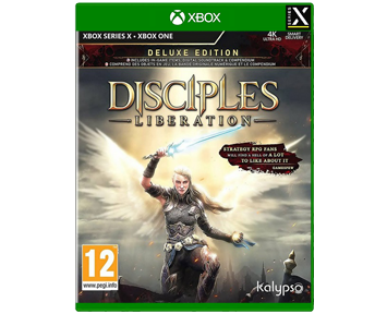 Disciples: Liberation Deluxe Edition (Русская версия)(Xbox One/Series X) ПРЕДЗАКАЗ!