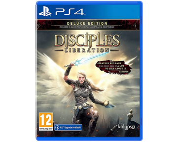 Disciples: Liberation Deluxe Edition (Русская версия)(PS4) ПРЕДЗАКАЗ!