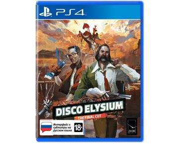 Disco Elysium - The Final Cut (Русская версия)(PS4) ПРЕДЗАКАЗ!