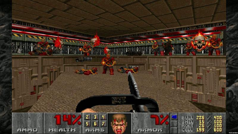 Doom Slayers Collection  Nintendo Switch дополнительное изображение 3