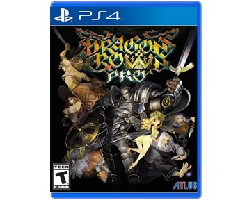 Dragon's Crown Pro [US](PS4)