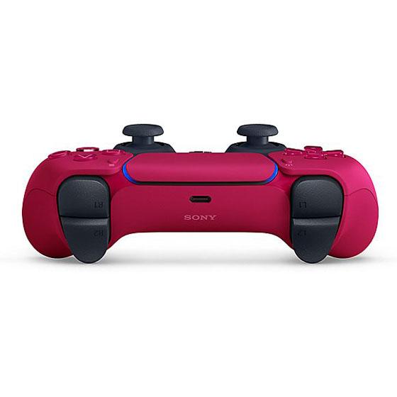 Беспроводной геймпад DualSense Cosmic Red  Космический красный дополнительное изображение 1