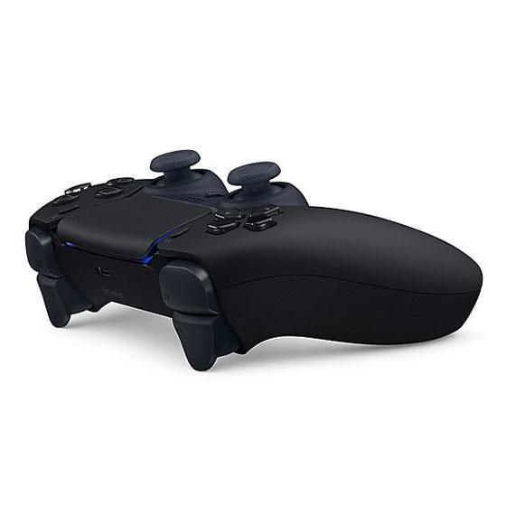 Беспроводной геймпад DualSense Midnight Black  Чёрная полночь дополнительное изображение 1