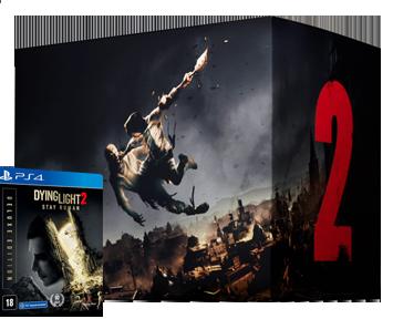 Dying Light 2 Stay Human Коллекционное издание (Русская версия)(PS4) (только по предоплате!)
