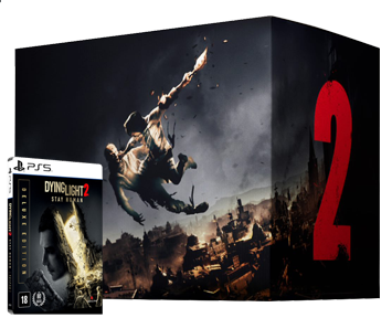 Dying Light 2 Stay Human Коллекционное издание (Русская версия)(PS5) (только по предоплате!)