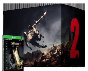 Dying Light 2 Stay Human Коллекционное издание (Русская версия)(Xbox One/Series X) (предоплата!)