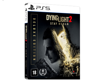 Dying Light 2 Stay Human Deluxe Steelbook Edition (Русская версия)(PS5) ПРЕДЗАКАЗ!