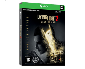 Dying Light 2 Stay Human Deluxe Steelbook Edition (Русская версия)(Xbox One/Series X) ПРЕДЗАКАЗ!