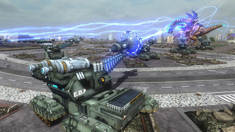 Earth Defense Force 5  PS4 дополнительное изображение 1