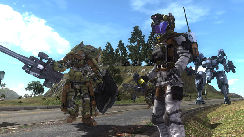 Earth Defense Force 5  PS4 дополнительное изображение 2