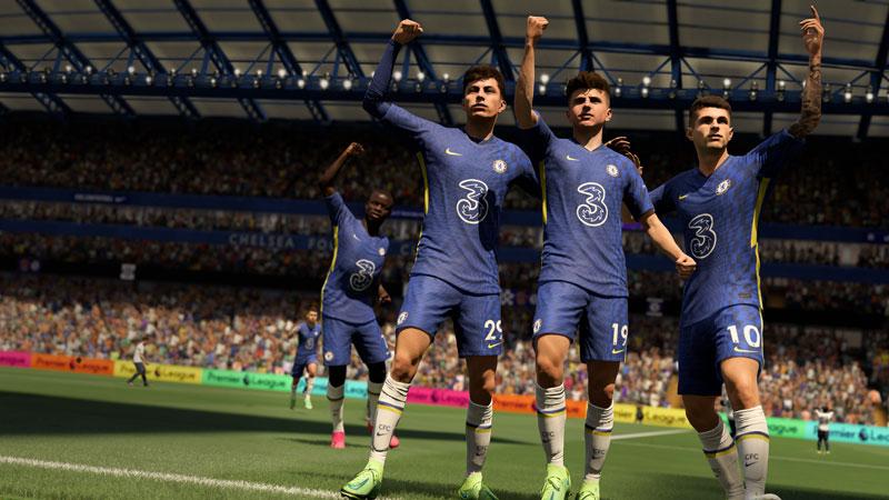 FIFA 22  Xbox One/Series X  дополнительное изображение 3