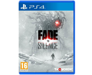 Fade to Silence (Русская версия)(PS4)