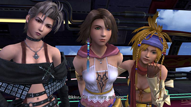 Final Fantasy X/X-2 HD Remaster 2 игры на картридже!  Nintendo Switch дополнительное изображение 1
