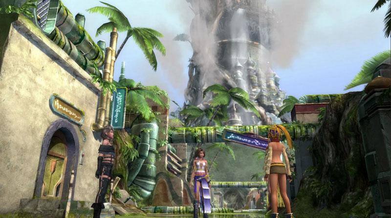 Final Fantasy X/X-2 HD Remaster 2 игры на картридже!  Nintendo Switch дополнительное изображение 2