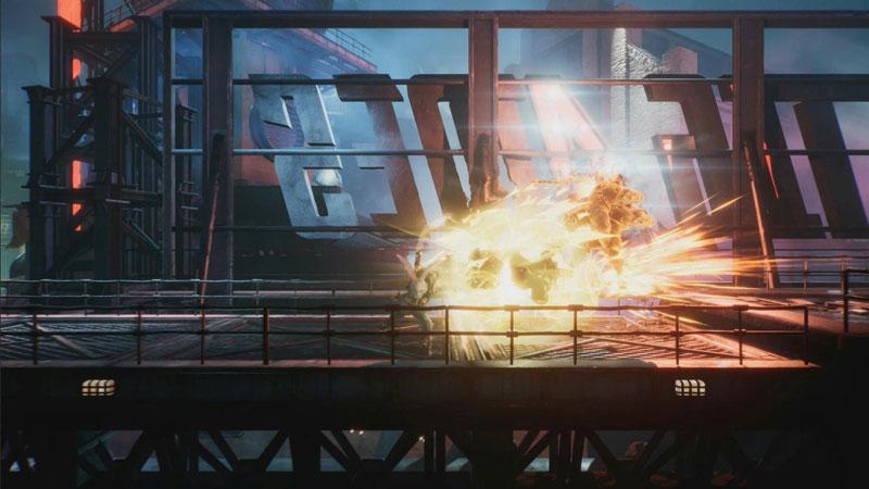 F.I.S.T Forged In Shadow Torch  PS4  дополнительное изображение 1