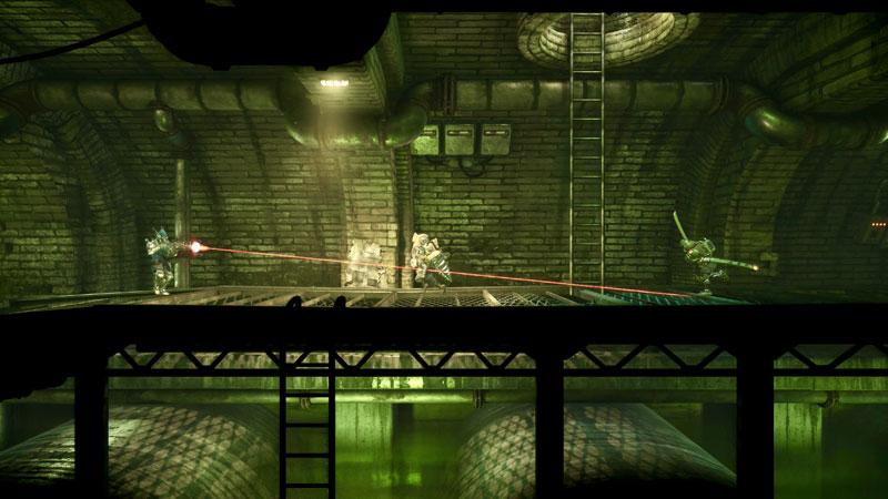 F.I.S.T Forged In Shadow Torch  PS4  дополнительное изображение 2