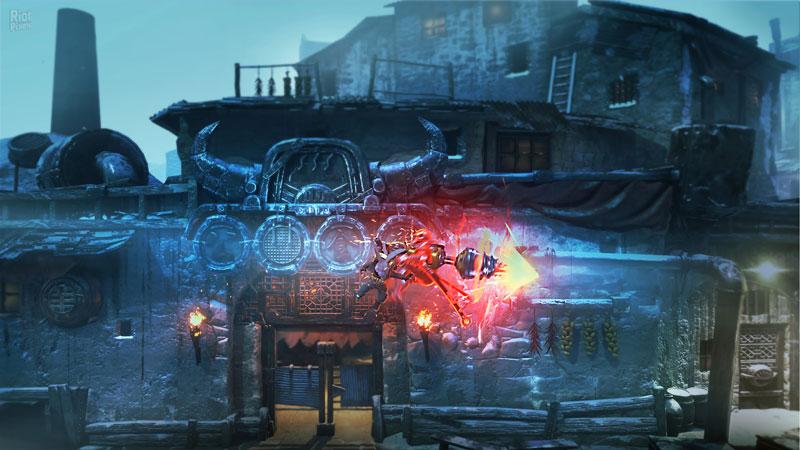 F.I.S.T Forged In Shadow Torch  PS4  дополнительное изображение 3