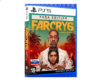 Far Cry 6 Yara Edition (Русская версия)(PS5)