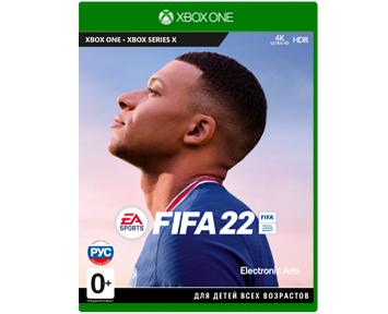 FIFA 22 (Русская версия)(Xbox One/Series X) ПРЕДЗАКАЗ!