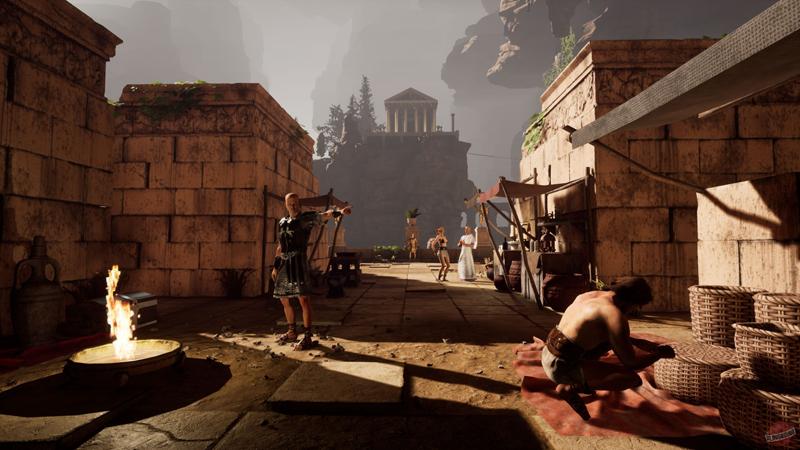 Forgotten City  PS5 дополнительное изображение 1