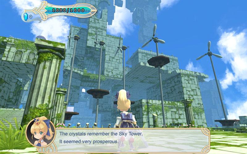 Forward to the Sky  Nintendo Switch дополнительное изображение 2