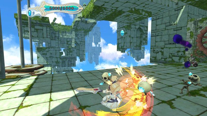 Forward to the Sky  Nintendo Switch дополнительное изображение 3