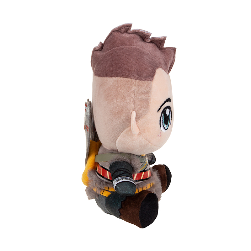 Мягкая игрушка Gaya Stubbins Plush God Of War - Atreus дополнительное изображение 1