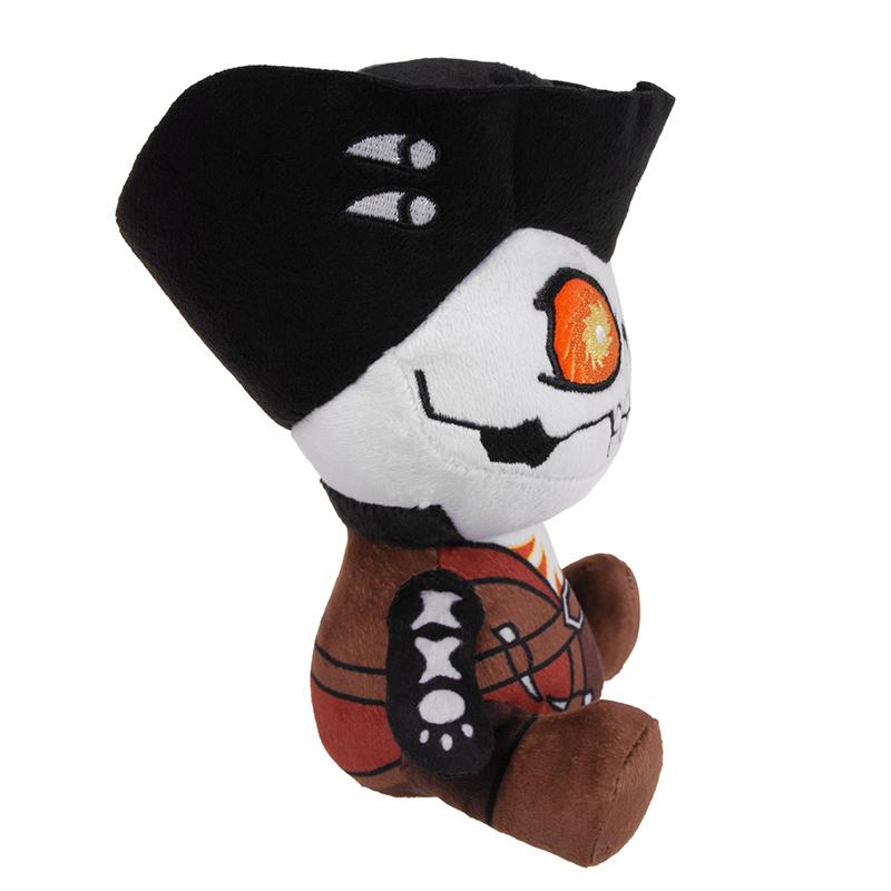 Мягкая игрушка Gaya Stubbins Plush Sea Of Thieves – Captain Flameheart дополнительное изображение 2