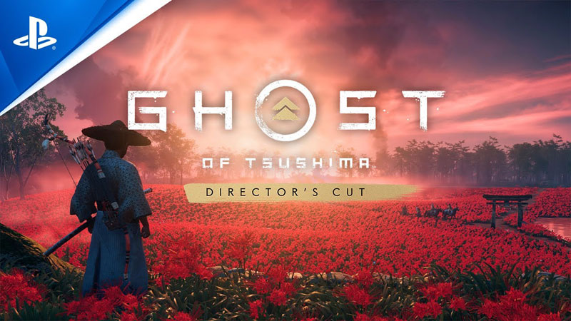 Призрак Цусимы Режиссёрская версия Ghost of Tsushima Director Cut PS5  дополнительное изображение 1