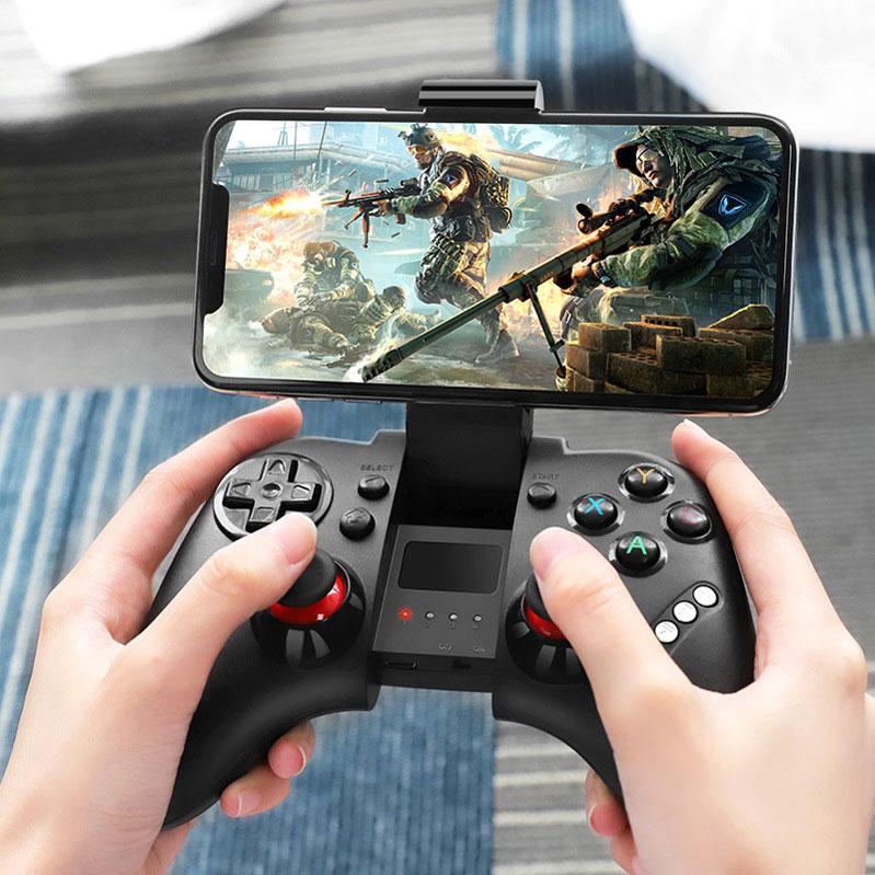 Беспроводной Gamepad GM3 Hoko для телефонов Androi/IOS дополнительное изображение 3