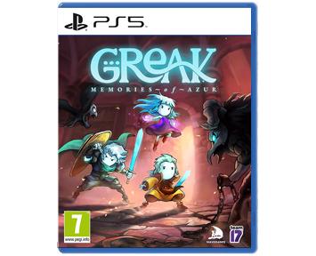 Greak: Memories of Azur (Русская версия)(PS5)